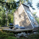 adelaparvu.com despre casa de vacanta mica din lemn, casa Nido, design Robin Falck (8)