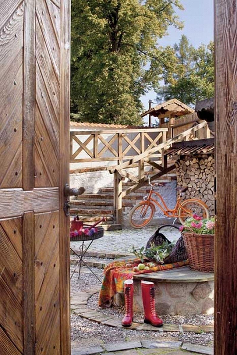 adelaparvu.com despre casa din caramida, pensiune Szara Sowa, Polonia (14)