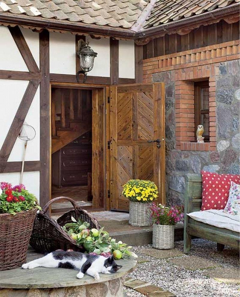 adelaparvu.com despre casa din caramida, pensiune Szara Sowa, Polonia (21)