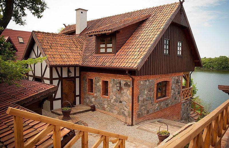 adelaparvu.com despre casa din caramida, pensiune Szara Sowa, Polonia (25)