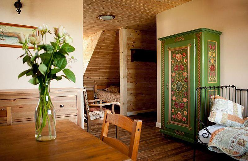 adelaparvu.com despre casa din caramida, pensiune Szara Sowa, Polonia (38)