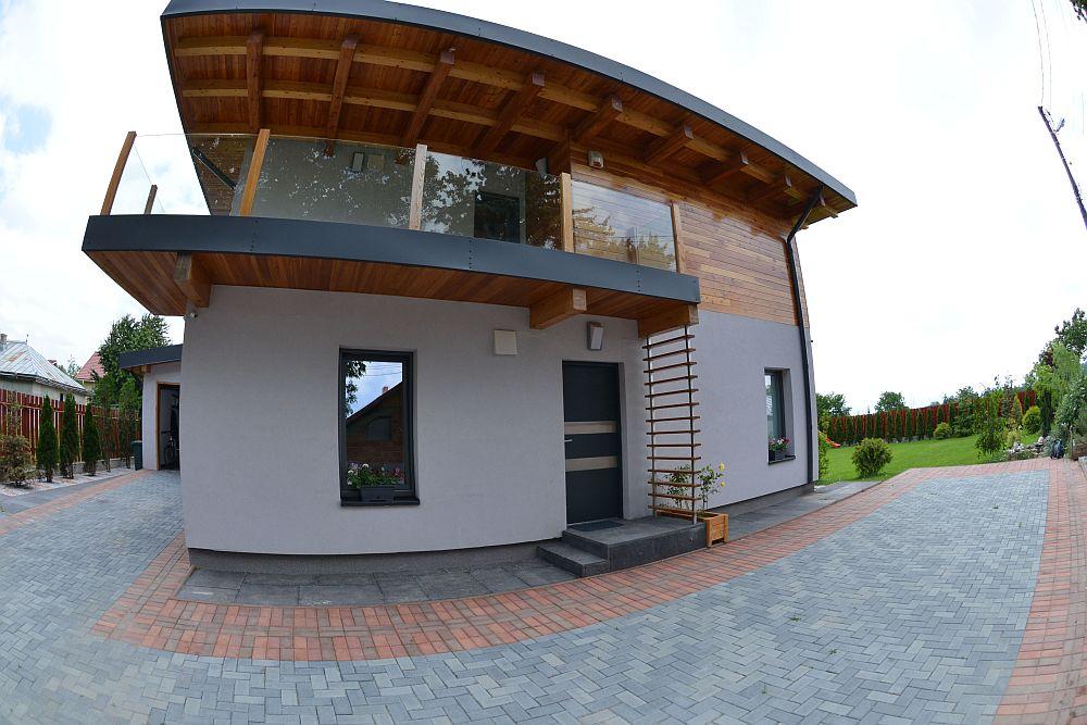 adelaparvu.com despre casa din lemn Bacau, casa Romania, csa tip framing, casa Ecokit, arhitect Radu Dobreanu (10)