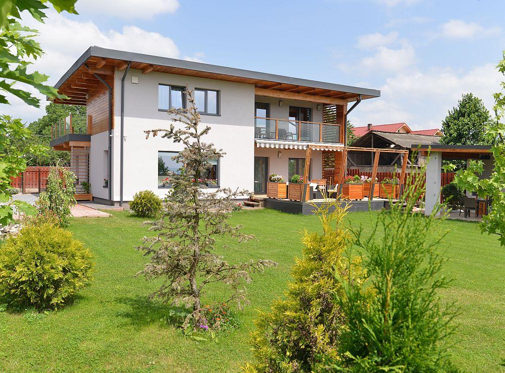 adelaparvu.com despre casa din lemn Bacau, casa Romania, csa tip framing, casa Ecokit, arhitect Radu Dobreanu (12)
