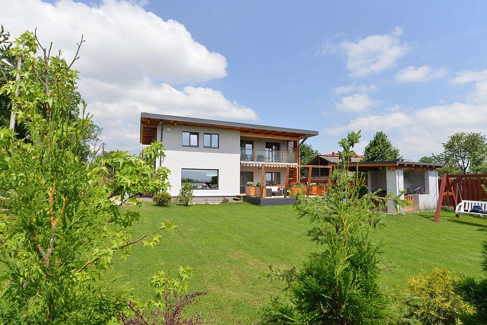 adelaparvu.com despre casa din lemn Bacau, casa Romania, csa tip framing, casa Ecokit, arhitect Radu Dobreanu (13)
