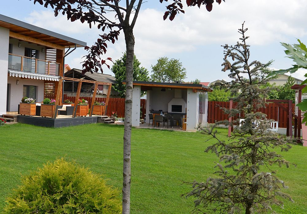adelaparvu.com despre casa din lemn Bacau, casa Romania, csa tip framing, casa Ecokit, arhitect Radu Dobreanu (16)