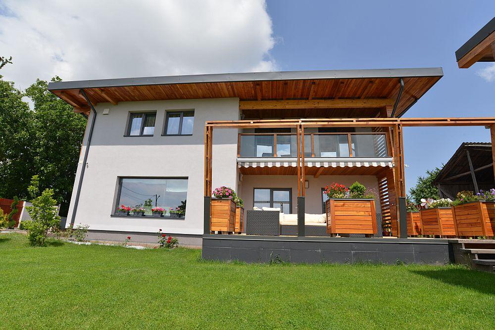 adelaparvu.com despre casa din lemn Bacau, casa Romania, csa tip framing, casa Ecokit, arhitect Radu Dobreanu (17)