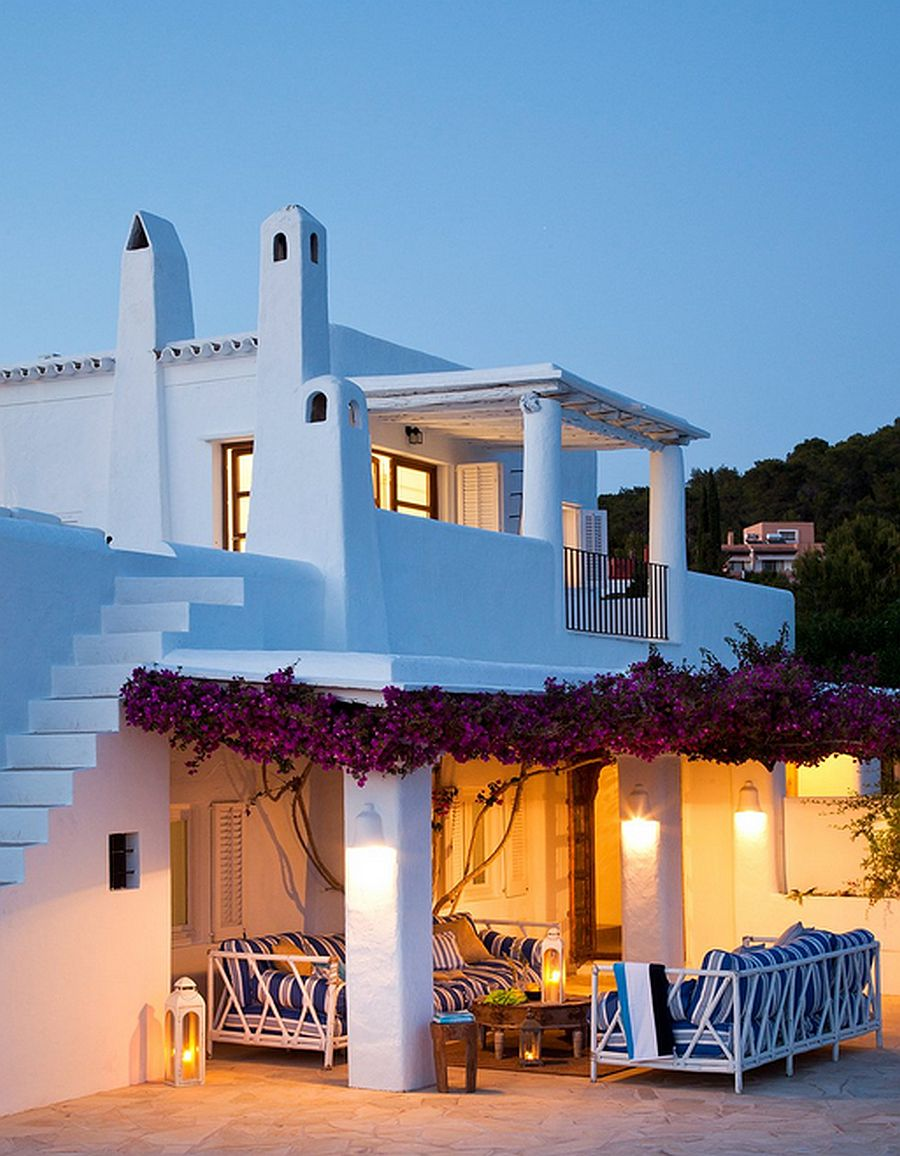 adelaparvu.com despre casa in stil marin, stil coastal, casa Ibiza, decorator Nicolae Draghici, Foto ElMueble (1)