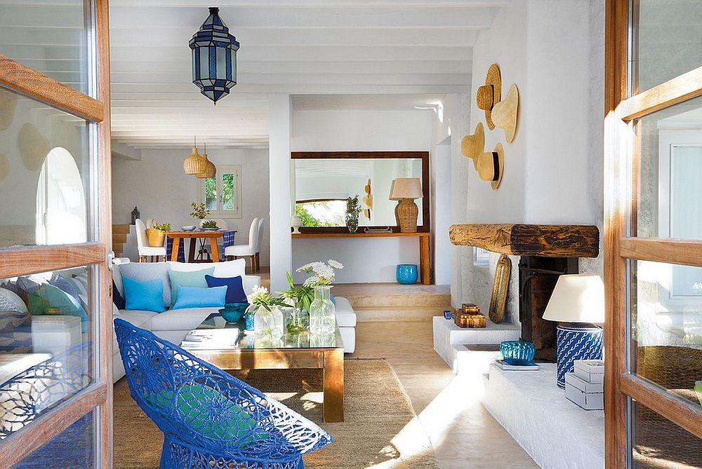 adelaparvu.com despre casa in stil marin, stil coastal, casa Ibiza, decorator Nicolae Draghici, Foto ElMueble (10)