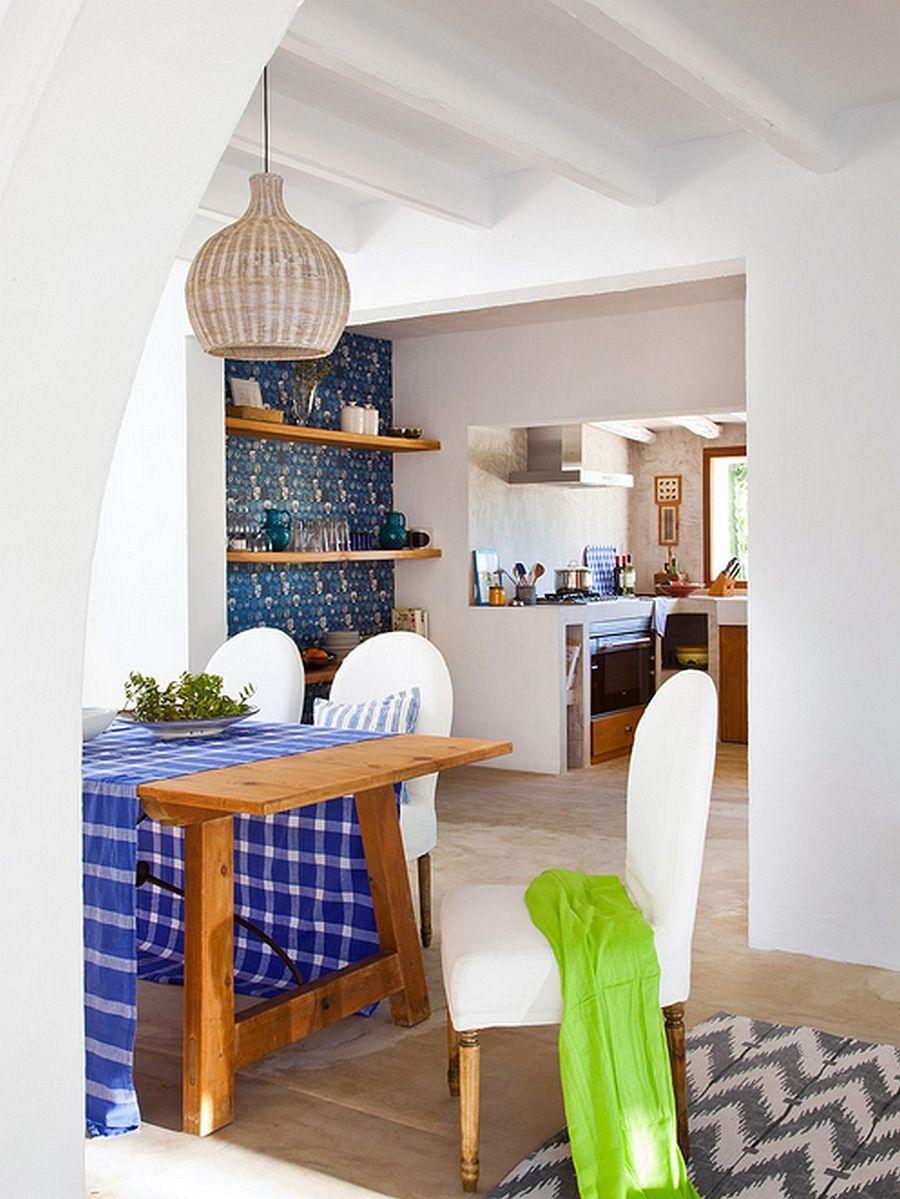 adelaparvu.com despre casa in stil marin, stil coastal, casa Ibiza, decorator Nicolae Draghici, Foto ElMueble (11)