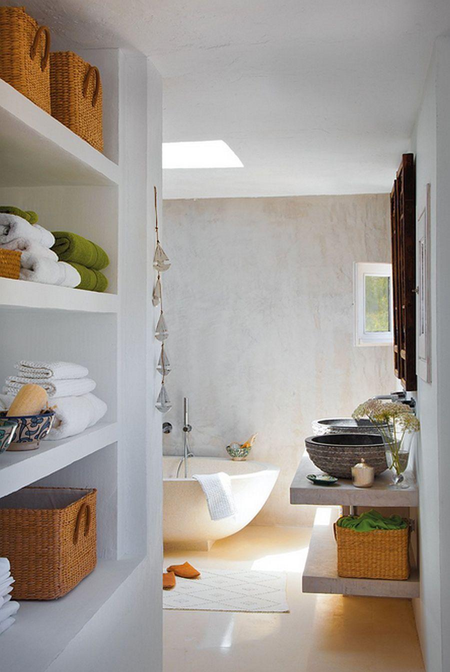 adelaparvu.com despre casa in stil marin, stil coastal, casa Ibiza, decorator Nicolae Draghici, Foto ElMueble (14)