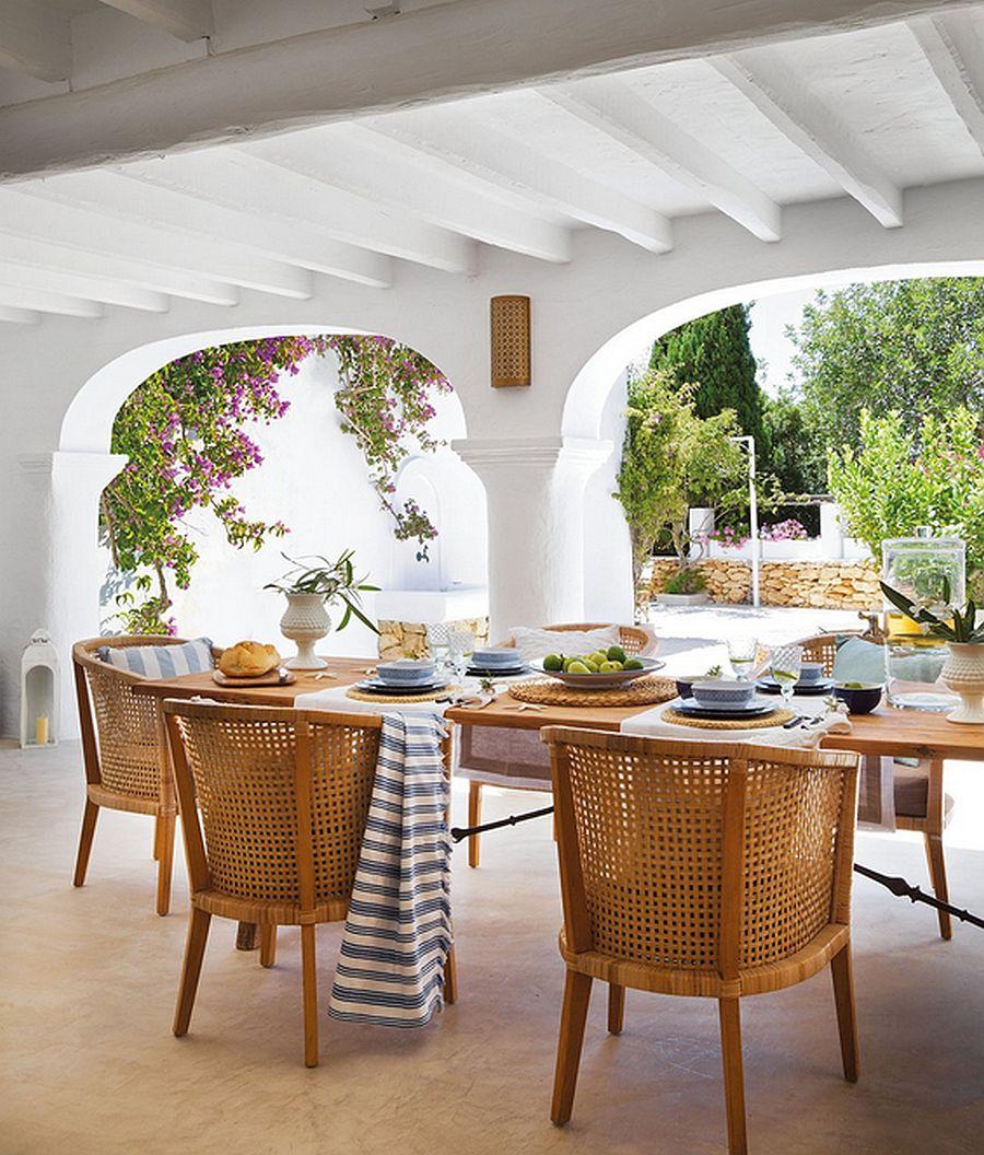 adelaparvu.com despre casa in stil marin, stil coastal, casa Ibiza, decorator Nicolae Draghici, Foto ElMueble (2)