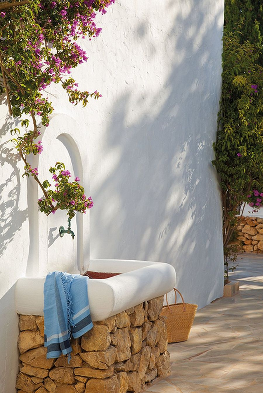 adelaparvu.com despre casa in stil marin, stil coastal, casa Ibiza, decorator Nicolae Draghici, Foto ElMueble (3)
