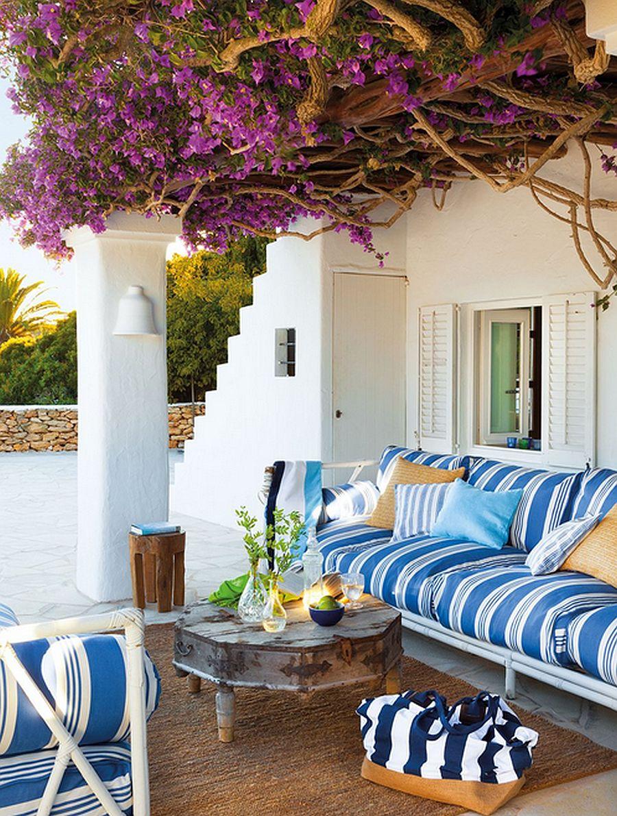 adelaparvu.com despre casa in stil marin, stil coastal, casa Ibiza, decorator Nicolae Draghici, Foto ElMueble (5)