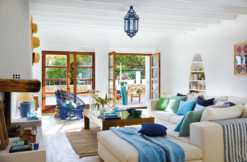 adelaparvu.com despre casa in stil marin, stil coastal, casa Ibiza, decorator Nicolae Draghici, Foto ElMueble (7)