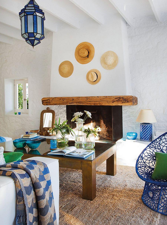 adelaparvu.com despre casa in stil marin, stil coastal, casa Ibiza, decorator Nicolae Draghici, Foto ElMueble (9)