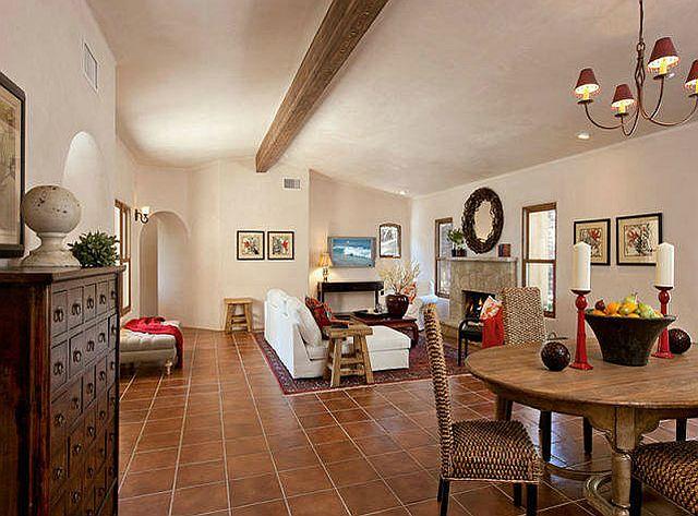 adelaparvu.com despre casa in stil mediteranean, casa americana, design J. Grant Design Studio (1)