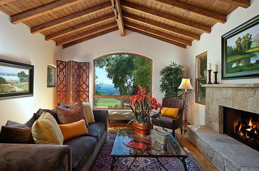 adelaparvu.com despre casa in stil mediteranean, casa americana, design J. Grant Design Studio (3)