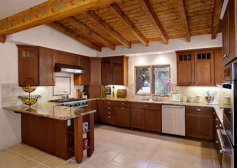 adelaparvu.com despre casa in stil mediteranean, casa americana, design J. Grant Design Studio (4)