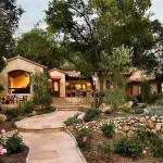 adelaparvu.com despre casa in stil mediteranean, casa americana, design J. Grant Design Studio (6)