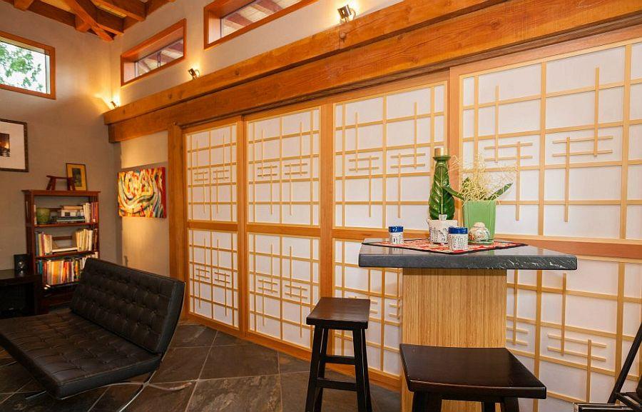 adelaparvu.com despre casa mica cu acoperis din plante, casa in stil japonez, design David Coulson, Foto Debra Brash (8)