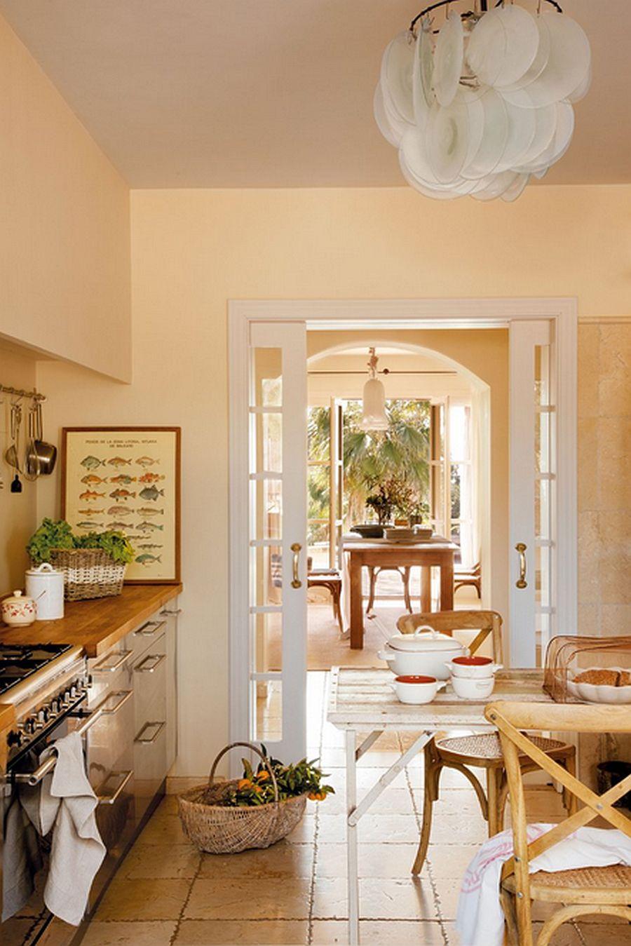 adelaparvu.com despre casa rustica Mallorca, casa de piatra, design interior Copper Haouse Design (11)