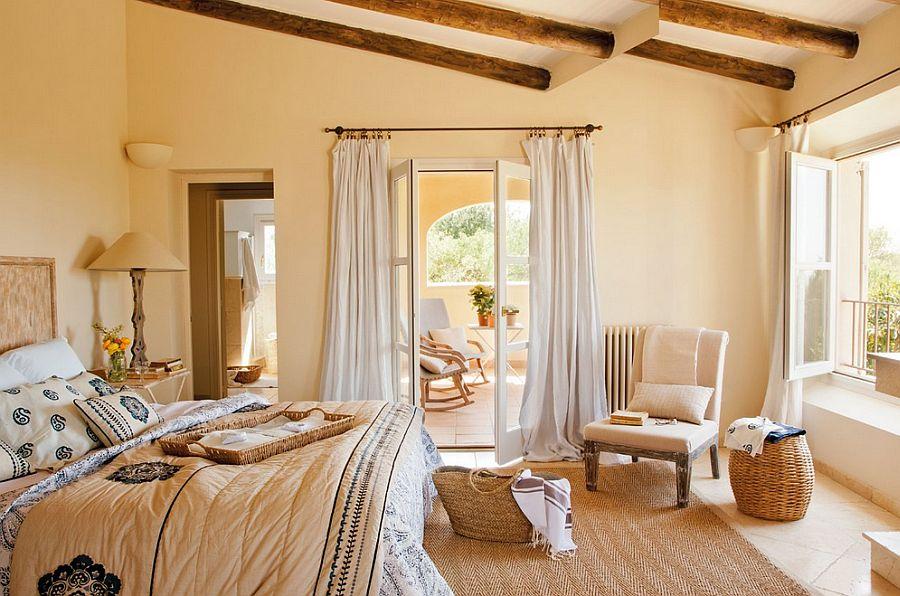adelaparvu.com despre casa rustica Mallorca, casa de piatra, design interior Copper Haouse Design (13)