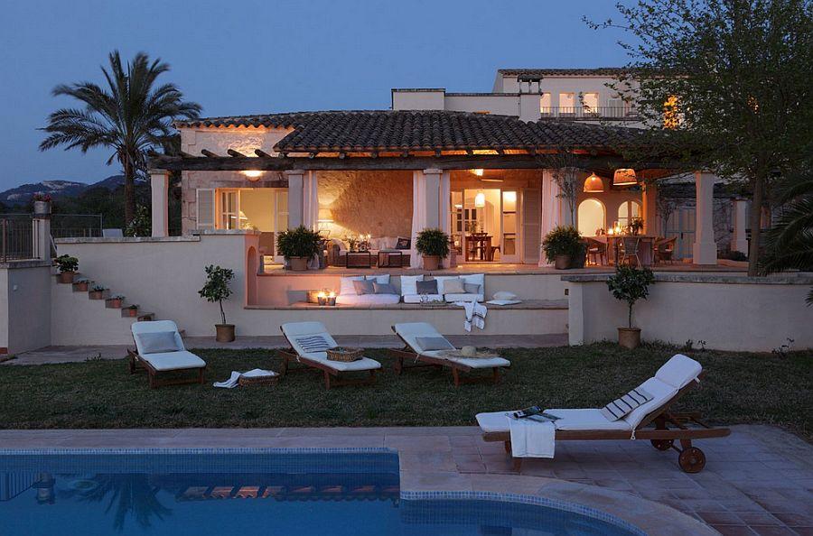 adelaparvu.com despre casa rustica Mallorca, casa de piatra, design interior Copper Haouse Design (16)