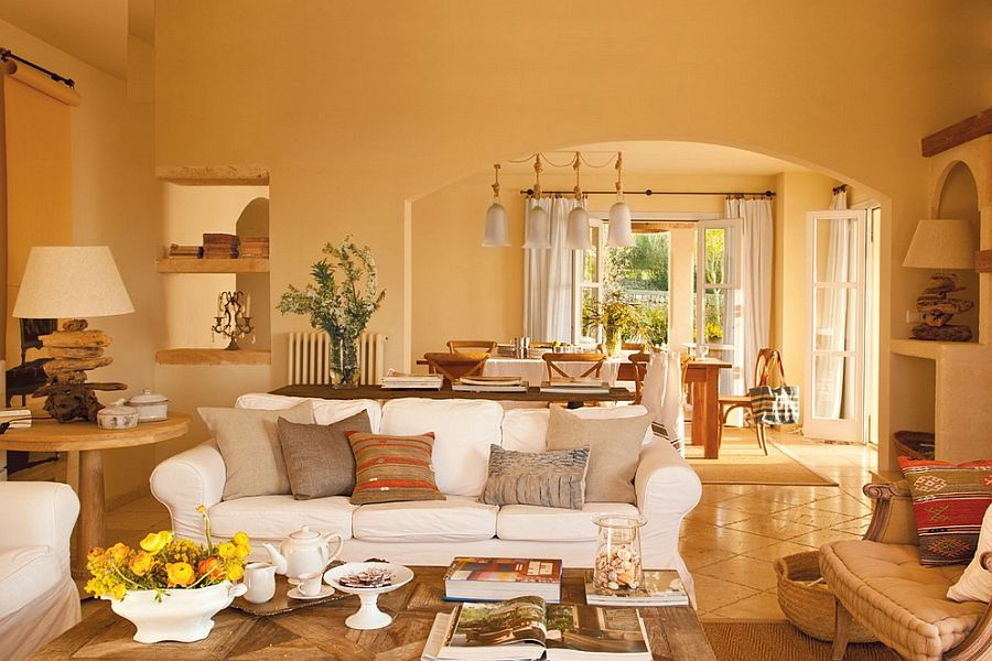 adelaparvu.com despre casa rustica Mallorca, casa de piatra, design interior Copper Haouse Design (6)