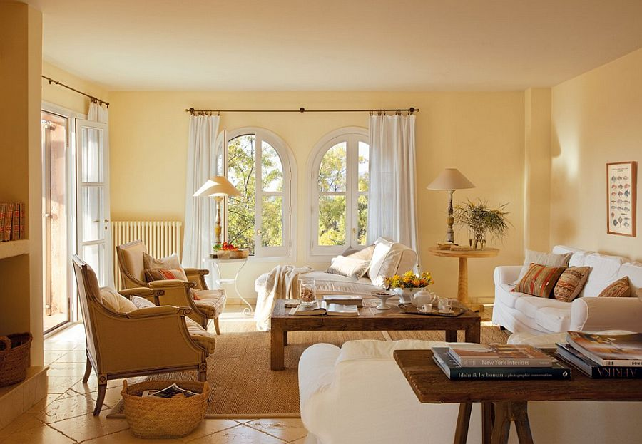 adelaparvu.com despre casa rustica Mallorca, casa de piatra, design interior Copper Haouse Design (8)