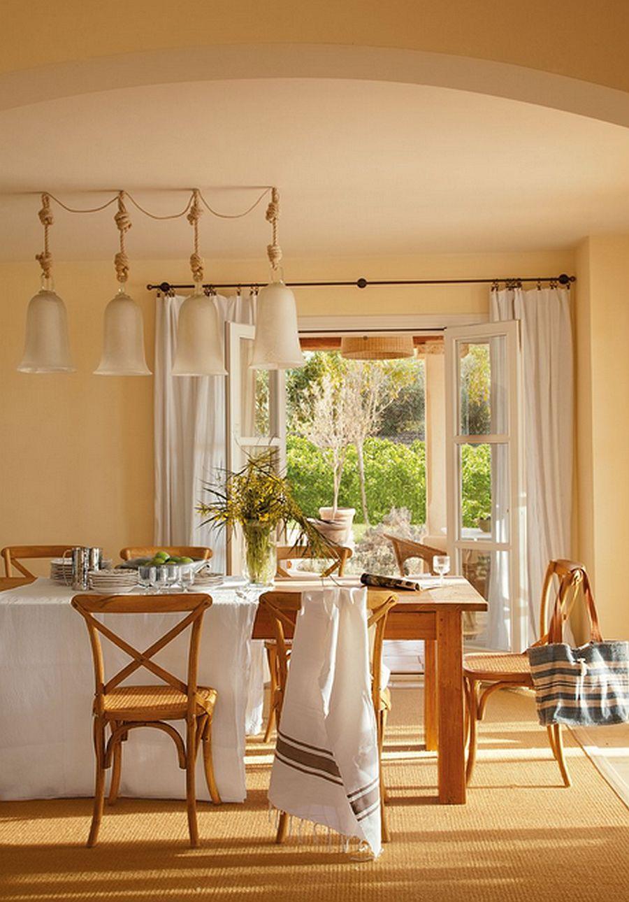 adelaparvu.com despre casa rustica Mallorca, casa de piatra, design interior Copper Haouse Design (9)