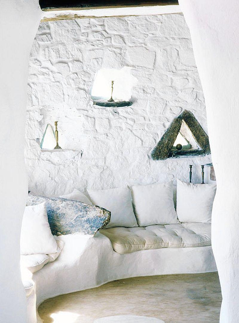 adelaparvu.com despre casa rustica la mare, Drakothea Residence, Mykonos Grecia, Foto Kid and Coe (10)