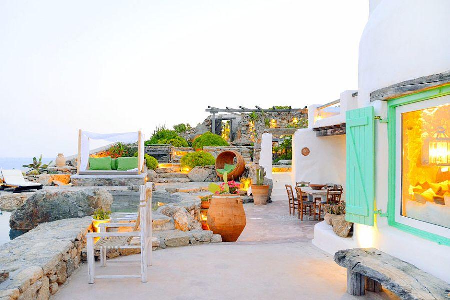 adelaparvu.com despre casa rustica la mare, Drakothea Residence, Mykonos Grecia, Foto Kid and Coe (15)