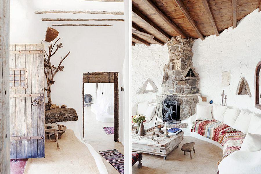 adelaparvu.com despre casa rustica la mare, Drakothea Residence, Mykonos Grecia, Foto Kid and Coe (3)