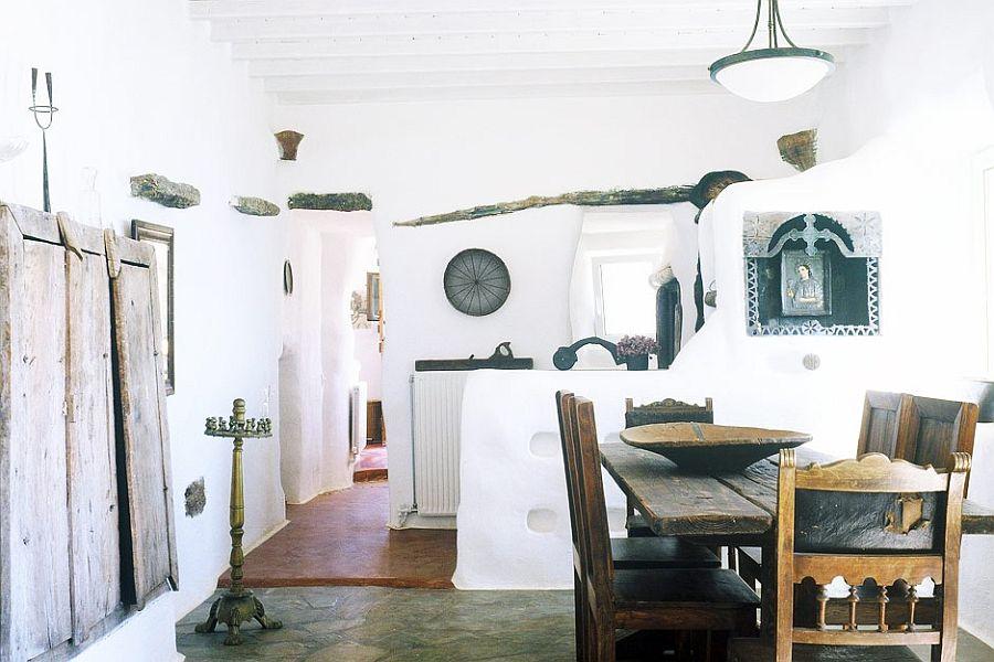 adelaparvu.com despre casa rustica la mare, Drakothea Residence, Mykonos Grecia, Foto Kid and Coe (4)