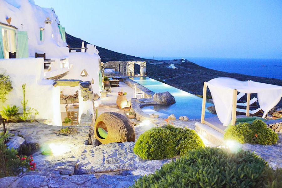 adelaparvu.com despre casa rustica la mare, Drakothea Residence, Mykonos Grecia, Foto Kid and Coe (5)
