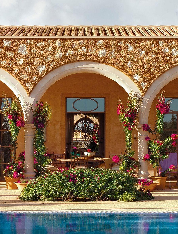 adelaparvu.com despre casa traditionala Mallorca, casa cu arcade, casa din piatra, Rafael Fullana, Project Manager Espania (18)