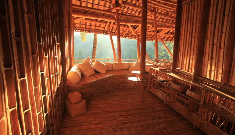 adelaparvu.com despre case din bambus, Green Village Bali, design Ibuku Design (10)