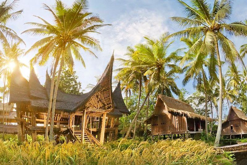 adelaparvu.com despre case din bambus, Green Village Bali, design Ibuku Design (12)