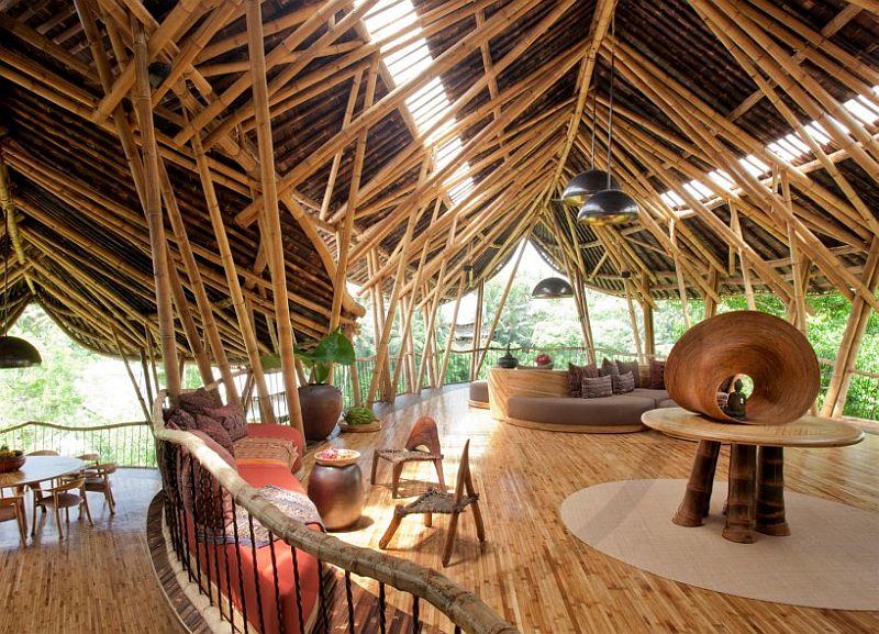 adelaparvu.com despre case din bambus, Green Village Bali, design Ibuku Design (15)