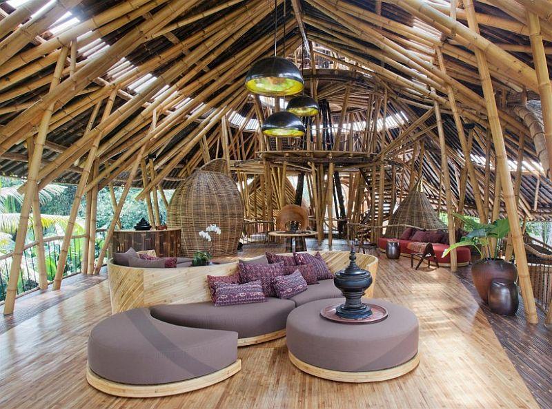 adelaparvu.com despre case din bambus, Green Village Bali, design Ibuku Design (16)