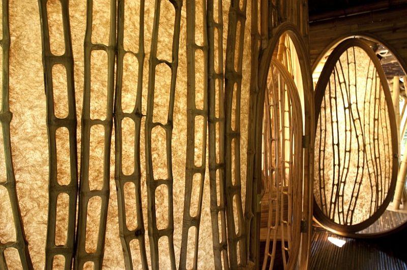 adelaparvu.com despre case din bambus, Green Village Bali, design Ibuku Design (19)