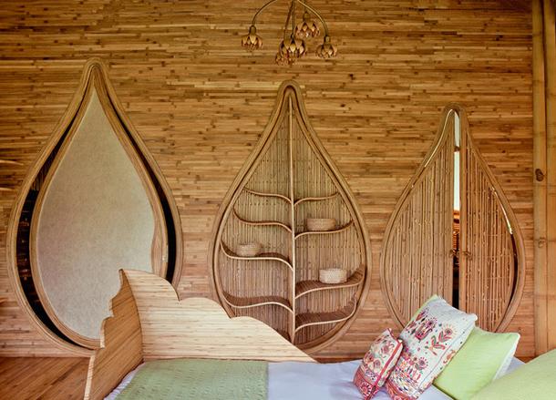 adelaparvu.com despre case din bambus, Green Village Bali, design Ibuku Design (22)