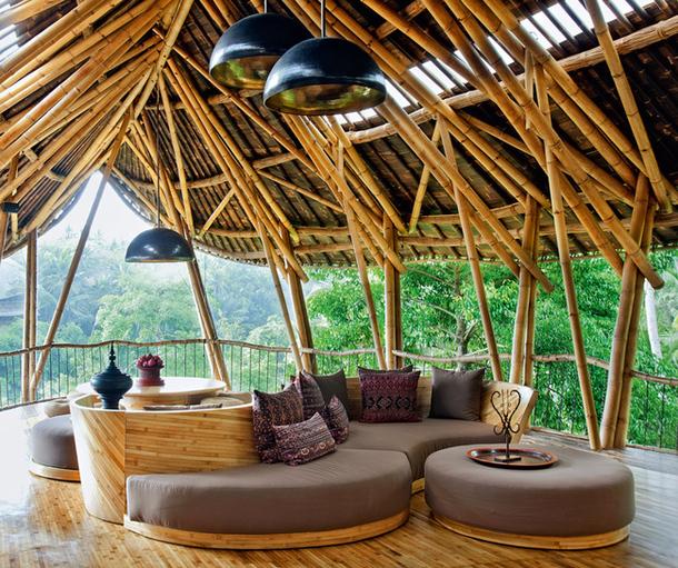 adelaparvu.com despre case din bambus, Green Village Bali, design Ibuku Design (24)