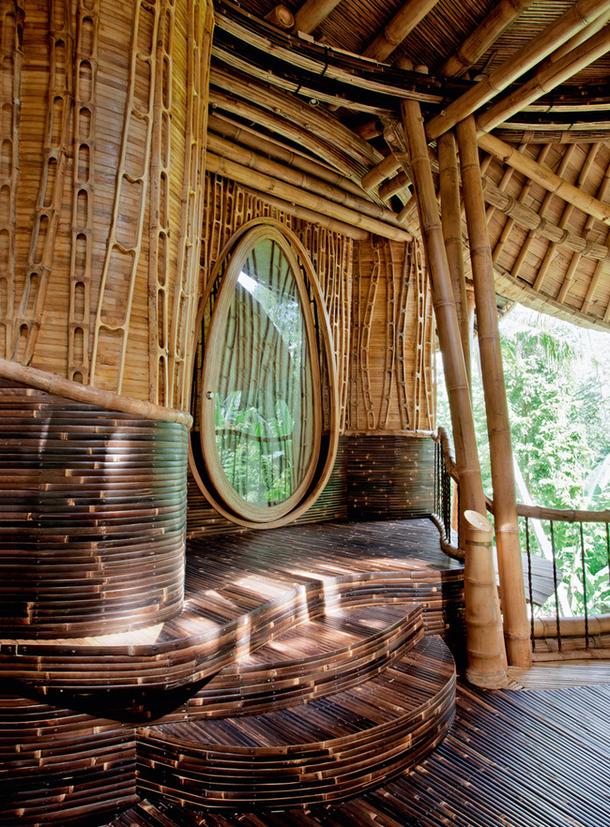 adelaparvu.com despre case din bambus, Green Village Bali, design Ibuku Design (28)