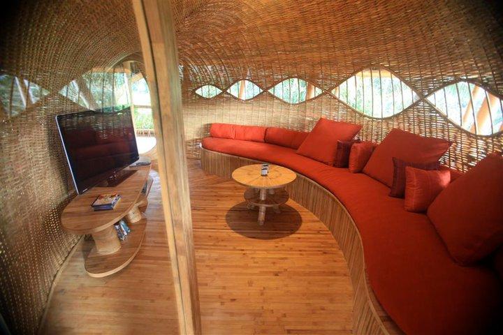 adelaparvu.com despre case din bambus, Green Village Bali, design Ibuku Design (30)