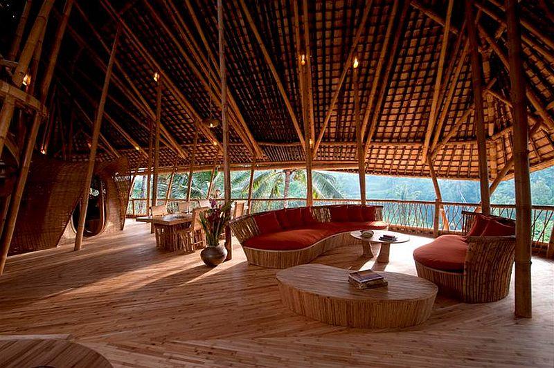 adelaparvu.com despre case din bambus, Green Village Bali, design Ibuku Design (31)