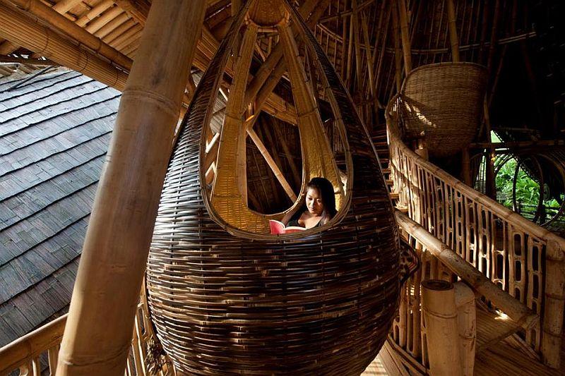 adelaparvu.com despre case din bambus, Green Village Bali, design Ibuku Design (35)