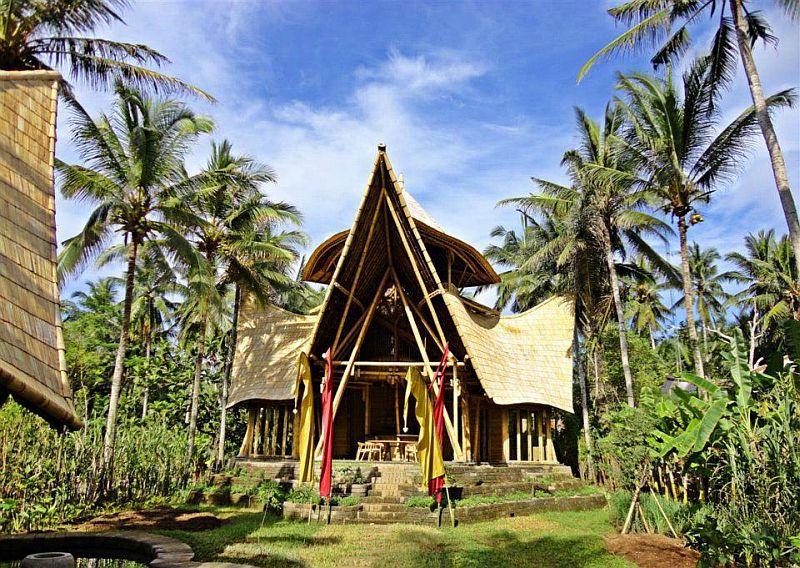 adelaparvu.com despre case din bambus, Green Village Bali, design Ibuku Design (40)