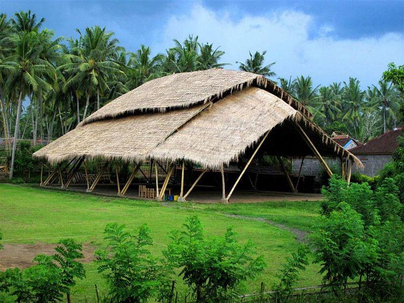 adelaparvu.com despre case din bambus, Green Village Bali, design Ibuku Design (41)