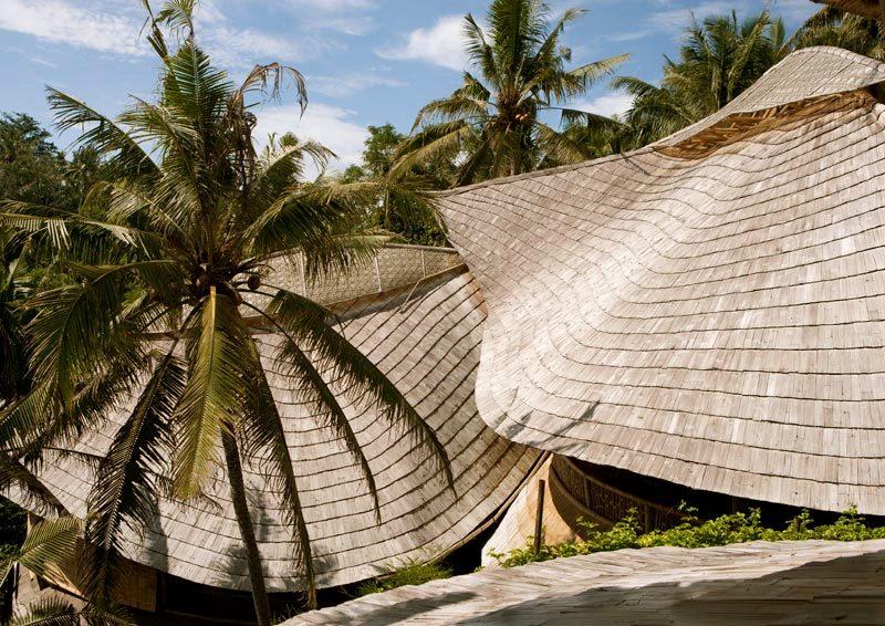 adelaparvu.com despre case din bambus, Green Village Bali, design Ibuku Design (42)